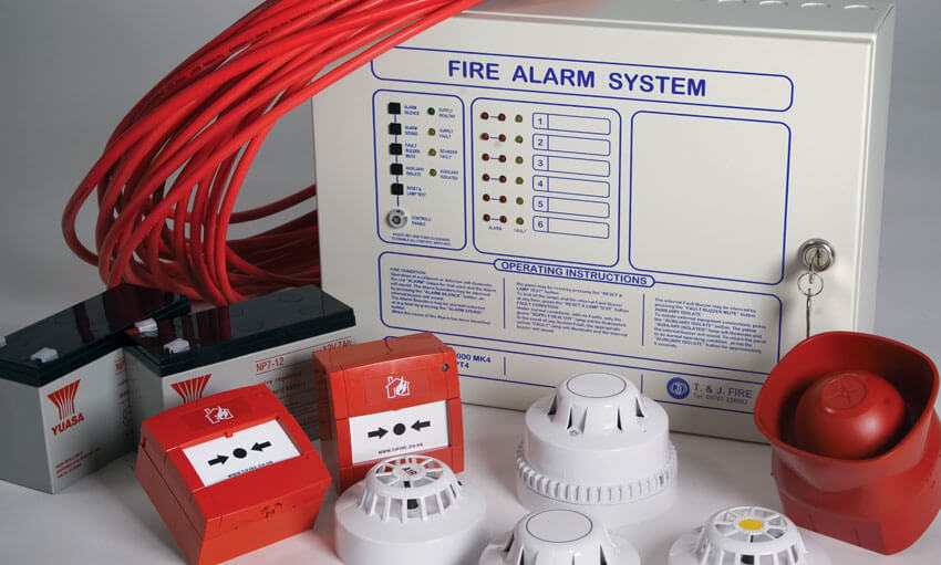 Fire Detection And Warning Systems Introduction Educational Premises Fire Risk Assessment Network