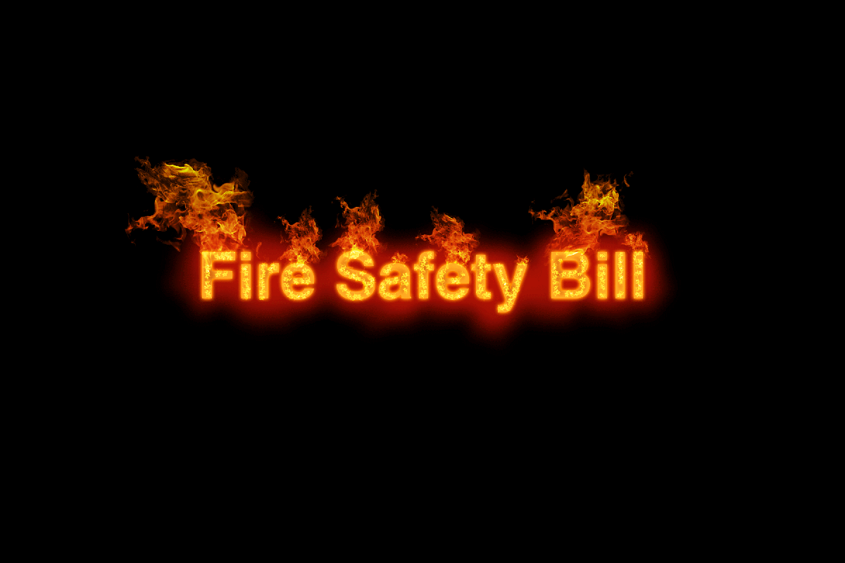 Fire Safety Bill